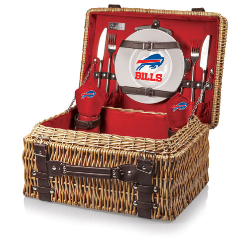 The Buffalo Bills Champion Basket Picnic Time 208-40-100-044-2