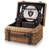 The Oakland Raiders Champion Basket Picnic Time 208-40-179-234-2
