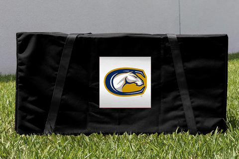 California University of Davis Aggies Cornhole Storage Carrying Case Victory Tailgate 16723