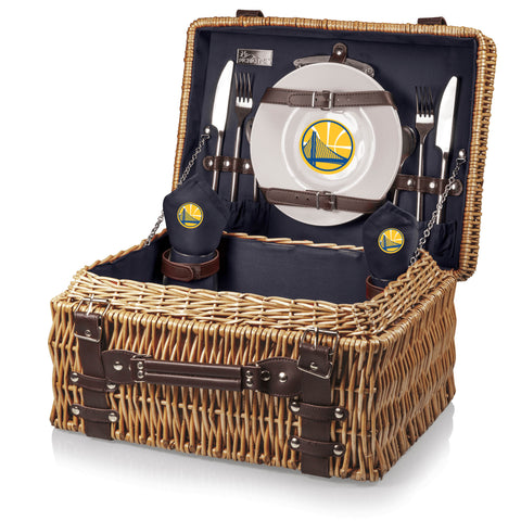 Golden State Warriors Champion Picnic Basket