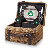 Boston Celtics Champion Picnic Basket by Picnic Time