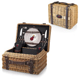 Miami Heat Red Champion Basket by Picnic Time