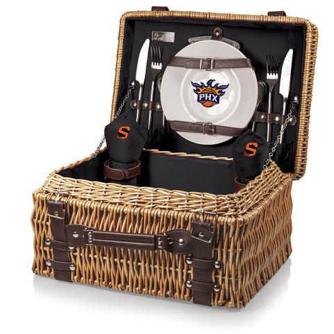 Phoenix Suns Champion Picnic Basket by Picnic Time