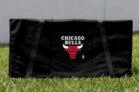 Chicago Bulls Cornhole Carrying Case Victory Tailgate 28587