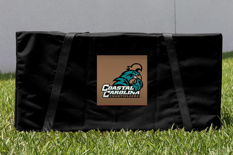 Coastal Carolina University CCU Chanticleers Cornhole Storage Carrying Case Victory Tailgate 16987