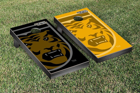 Colorado College Tigers Cornhole Game Set Watermark Version - Victory Tailgate 33022