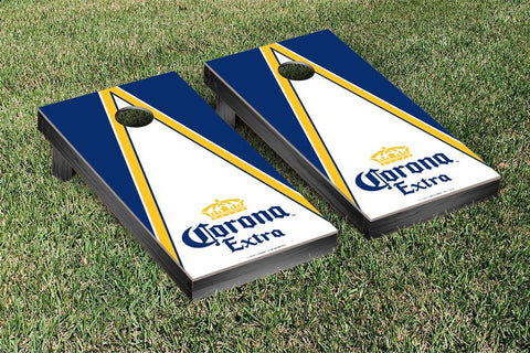 Corona Triangle Version Cornhole Set by Victory Tailgate