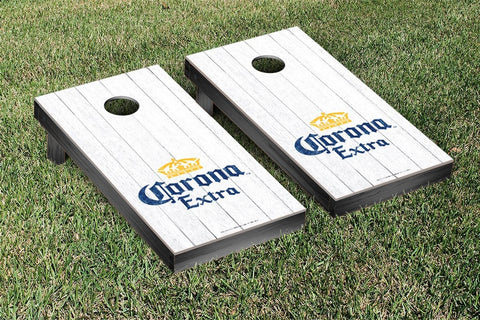 Corona Weathered Version Cornhole Set by Victory Tailgate