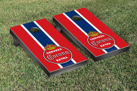 Corona Vintage Version Cornhole Set by Victory Tailgate