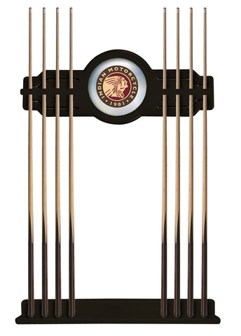 Indian Motorcycle Cue Rack in Black Finish