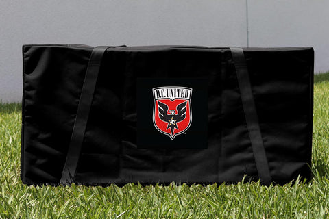 DC United DCU Cornhole Carrying Case Victory Tailgate 25114