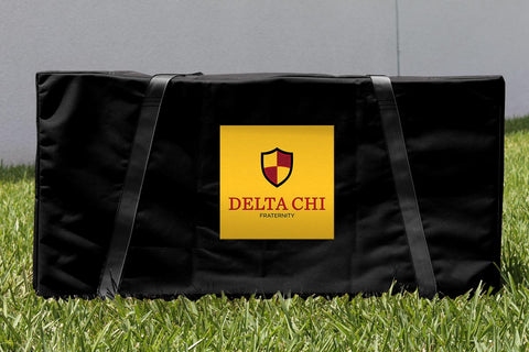 Delta Chi Cornhole Carrying Case Victory Tailgate