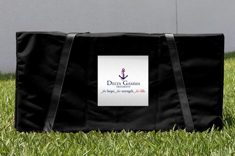 Delta Gamma Cornhole Carrying Case Victory Tailgate 31324