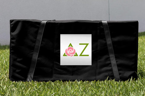 Delta Zeta Cornhole Carrying Case Victory Tailgate