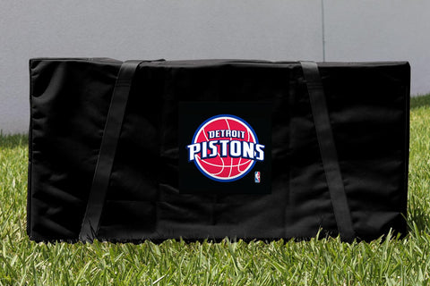 Detroit Pistons Cornhole Carrying Case Victory Tailgate 28643