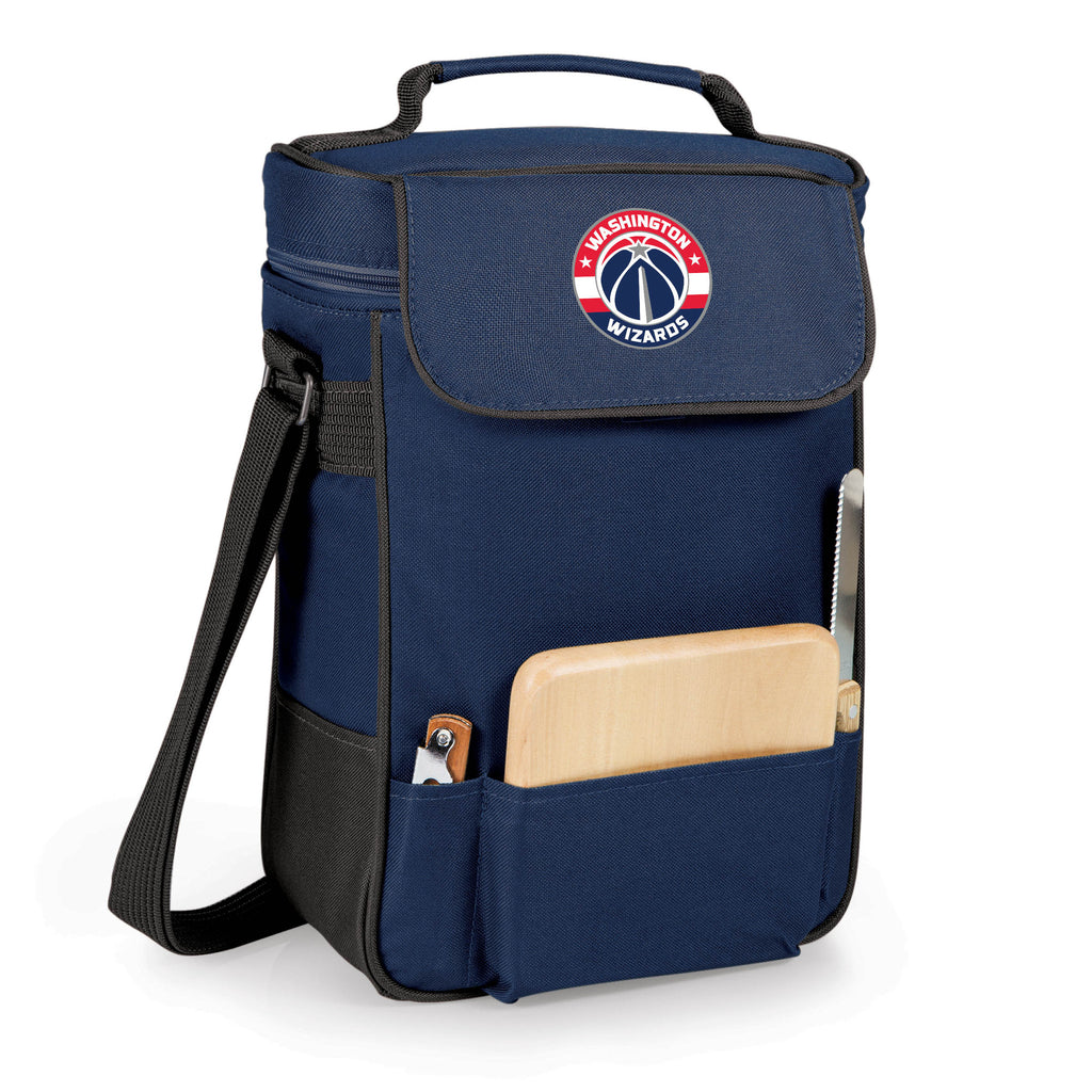 The Washington Wizards Duet Wine and Cheese Tote by Picnic Time