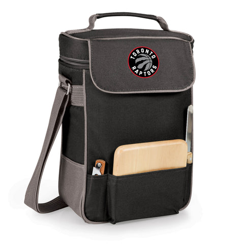 The Toronto Raptors Duet Wine and Cheese Tote by Picnic Time