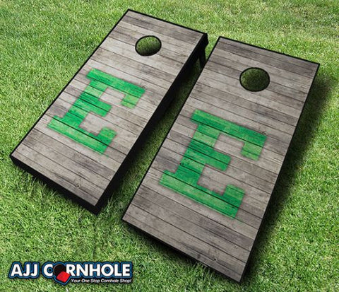 Eastern Michigan Eagles Cornhole Set with Team Bags