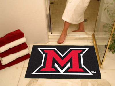 The Miami Redhawks All Star Mat - Fan Mats 96