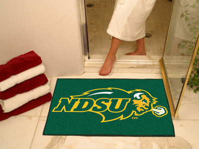 The NDSU Bison  All Star Mat - Fan Mats 141