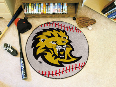 The SLU Lions Baseball Mat - Fan Mats 184