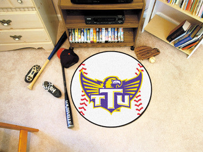The Tennessee Tech Golden Eagles Baseball Mat - Fan Mats 193
