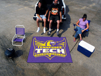 Tennessee Technological  Golden Eagles Tailgater Rug - The FanMats 198 Tailgating Mat