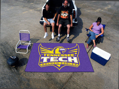 The Tennessee Technological  Golden Eagles Ulti-Mat Tailgating Rug - FanMats 199