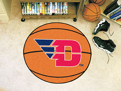 The Dayton Flyers Basketball Mat - FanMats 264