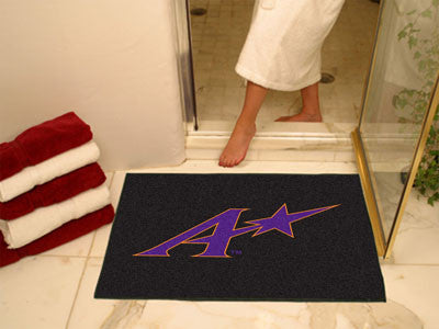 The Evansville Purple Aces All Star Mat - Fan Mats 285