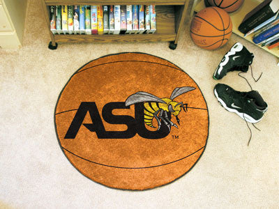 The Alabama State Hornets Basketball Mat - FanMats 288