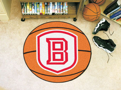 The Bradley Braves Basketball Mat - FanMats 323