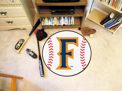 The CSUF Titans Baseball Mat - Fan Mats 342