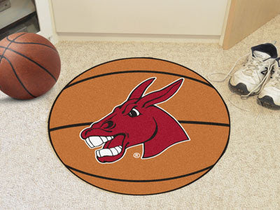 The Central Missouri Mules Basketball Mat - FanMats 376