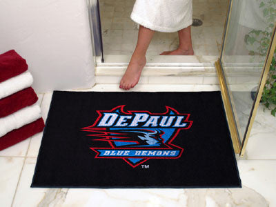 The DePaul Blue Demons All Star Mat - Fan Mats 434