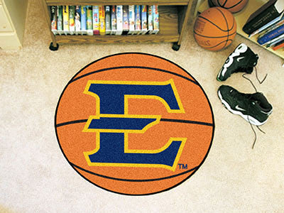 The East Tennessee State Buccaneers Basketball Mat - FanMats 440