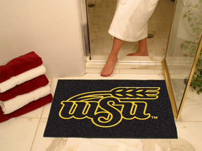 The WVU Shockers All Star Mat - Fan Mats 683