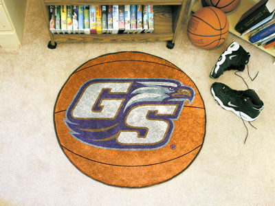 The Georgia Southern  Eagles Basketball Mat - FanMats 788