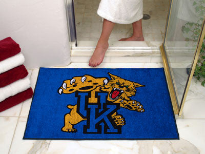 Kentucky Wildcats All Star Mat - FanMats 795 UK Interior Door Mats