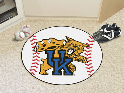 The UK Wildcats Baseball Mat - Fan Mats 798