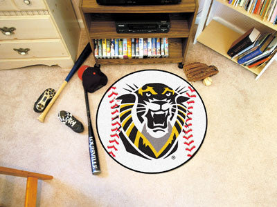 The FHSU Tigers Baseball Mat - Fan Mats 894