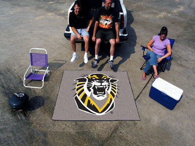 Fort Hays State  Tigers Tailgater Rug - The FanMats 896 Tailgating Mat