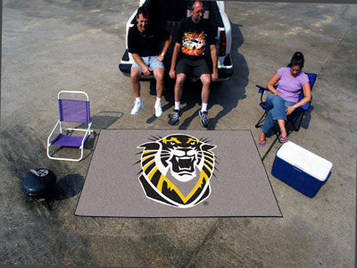 The Fort Hays State  Tigers Ulti-Mat Tailgating Rug - FanMats 897