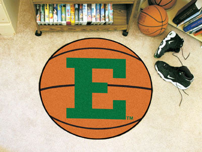 The Eastern Michigan Eagles Basketball Mat - FanMats 1014