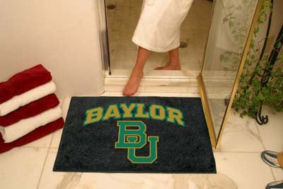 The Baylor  Bears All Star Mat - Fan Mats 1060