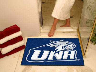The UNH Wildcats All Star Mat - Fan Mats 1095