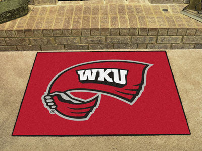 The WKU Hilltoppers All Star Mat - Fan Mats 1328