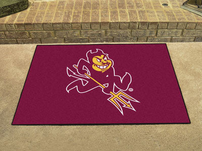 The ASU Sun Devils All Star Mat - Fan Mats 1400