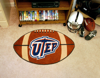 The UTEP Miners Football Mat - FanMats 1467