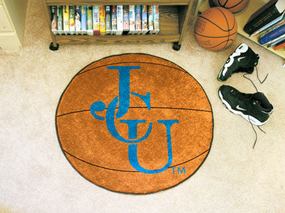The John Carroll  Blue Streaks Basketball Mat - FanMats 1550